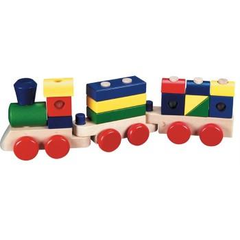 ahsap-tren