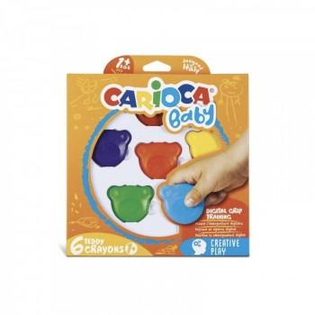 teddy-bebek-crayons-6-li