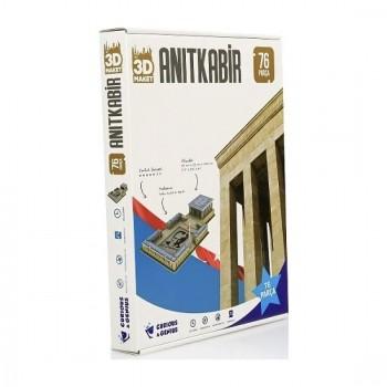 anitkabir-76-parca-3d-puzzle