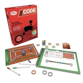 rover-control-coding-game