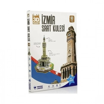 izmir-saat-kulesi-60-parca-3d-puzzle