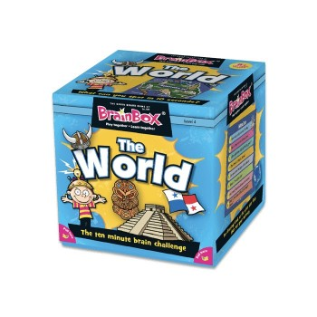 brainbox-the-world-ingilizce
