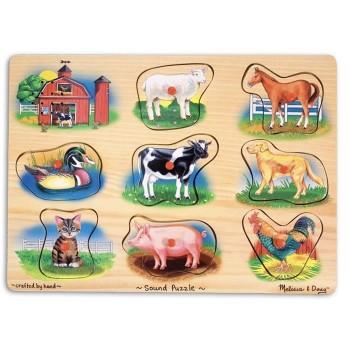 ahsap-sesli-yapboz-ciftlik-hayvanlari